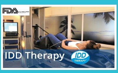 Estudios sobre la Terapia de Descompresion del Disco Intervertebral (IDD)