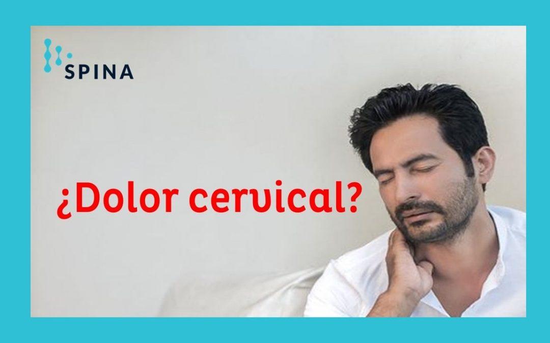 ¿Dolor Cervical?