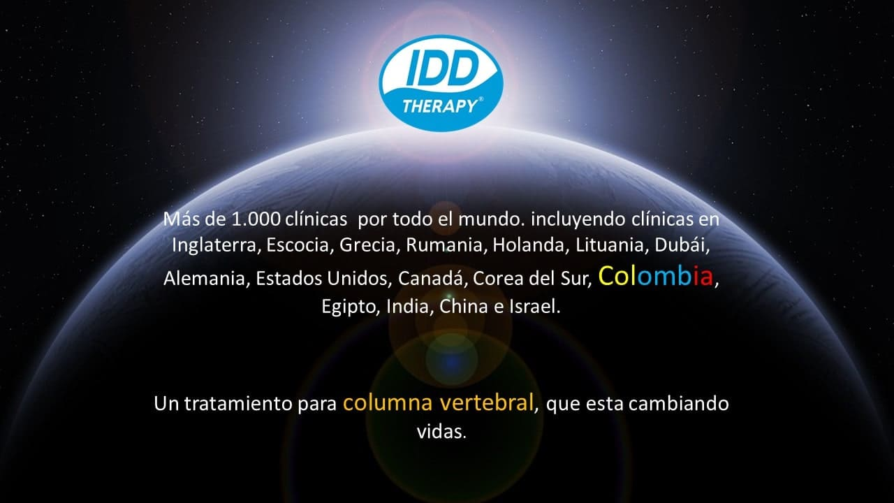 IDD therapy in the world